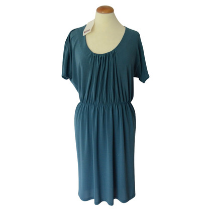 Comptoir des Cotonniers petrol-colored summer dress