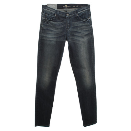 7 For All Mankind Jeans blue