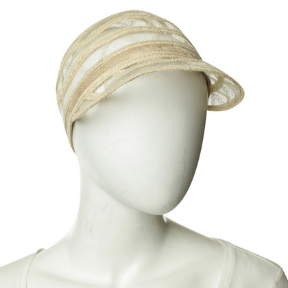 Y-3 Straw Hat in the form of the CAP