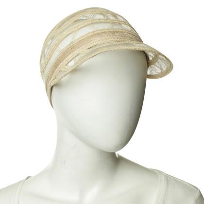 Y-3 Cappello di paglia sotto forma delle CAP