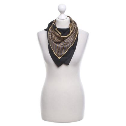 Gucci Zijden sjaal in bicolor