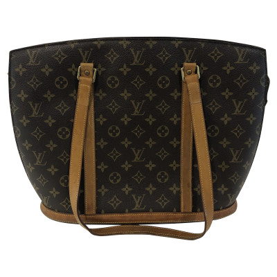 f8a7b761dd85 Louis Vuitton Babylon Canvas in Brown
