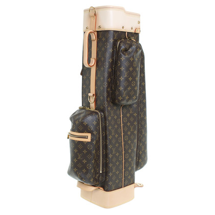 Louis Vuitton Golf bag in monogram of canvas