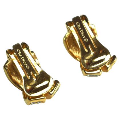 Christian Dior clip orecchio