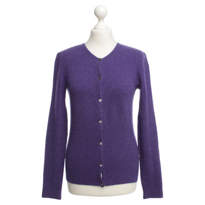 Ralph Lauren Black Label Maglione in viola