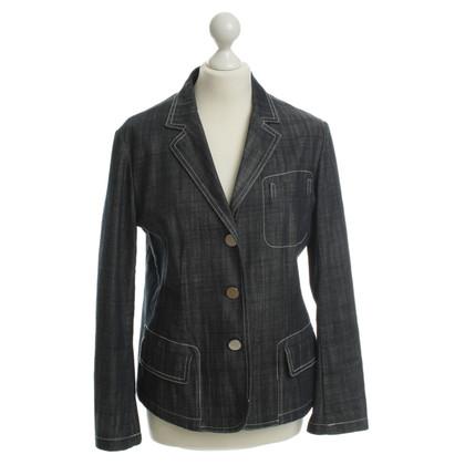 Jil Sander Jeans-giacca in blu