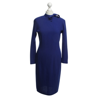 Gianni Versace Wool crepe dress