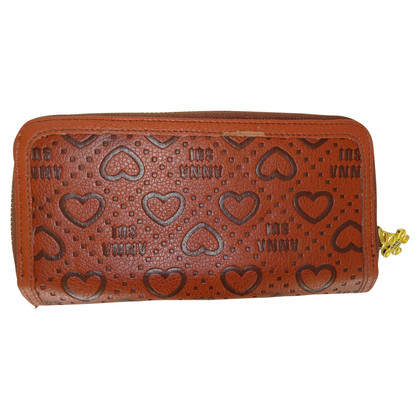 Anna Sui Wallet with pattern