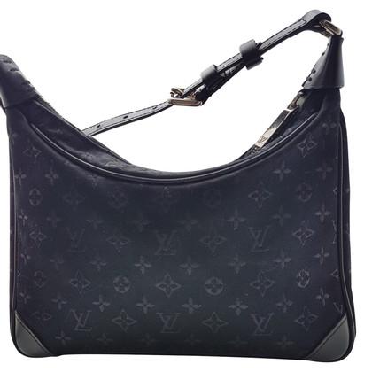 "Louis Vuitton ""Boulogne Monogram Satin"""