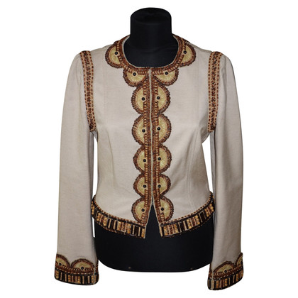 Other Designer Runway GN - jacket with applications