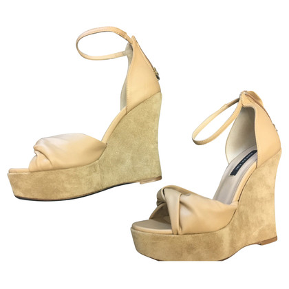 Patrizia Pepe Wedges in beige