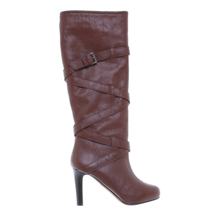 Furla Boots in Brown