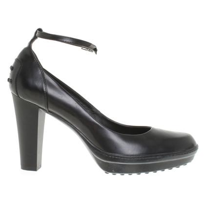 Tod's pumps in zwart