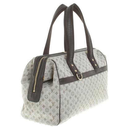 "Louis Vuitton ""Josephine GM Monogram Mini Lin Gris"""