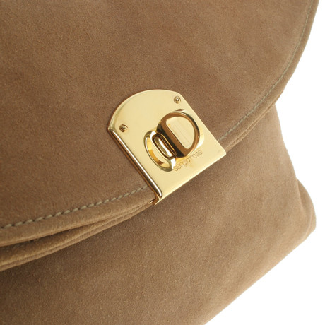 Neuesten Kollektionen Online Sergio Rossi Handtasche in Braun Braun Auslass Neue Ankunft Beste Wahl AzqBlO