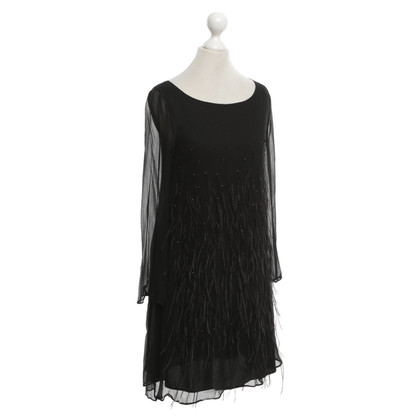 La Perla Dress in black