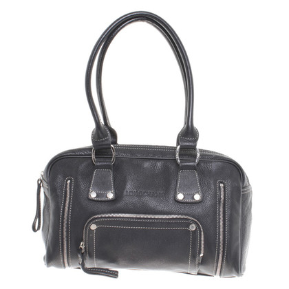 Longchamp Leather bag in black
