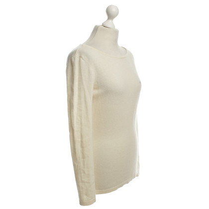 Escada Top in crema