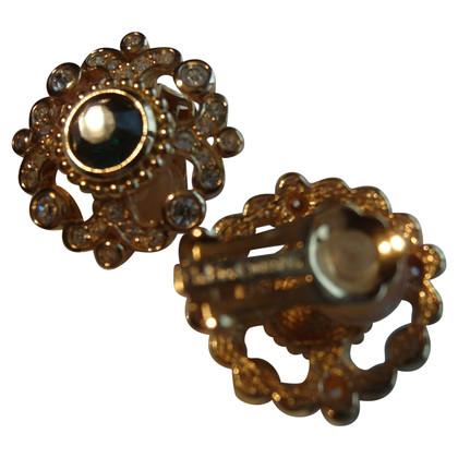 Christian Dior Clip earrings