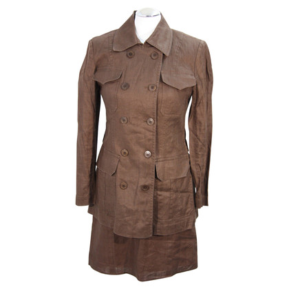DKNY Costume made of linen