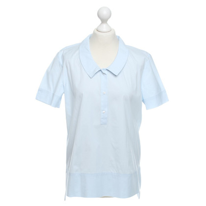 The Mercer N.Y. Bluse in Blau