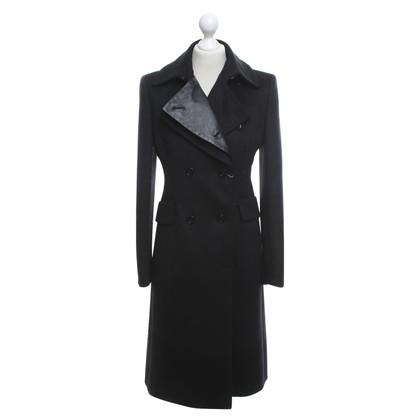 Sport Max Cappotto in lana in nero