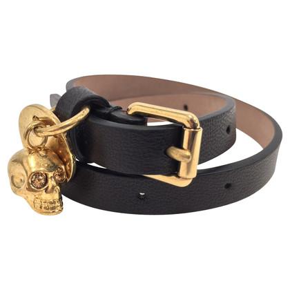 Alexander McQueen braccialetto