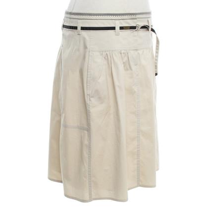 Strenesse Blue skirt in beige