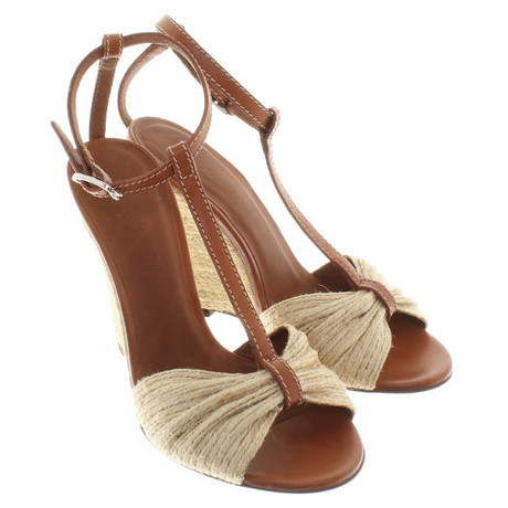 Dolce in Andere Gabbana Beige amp; Dolce Wedges Farbe amp; Braun rawxpqr