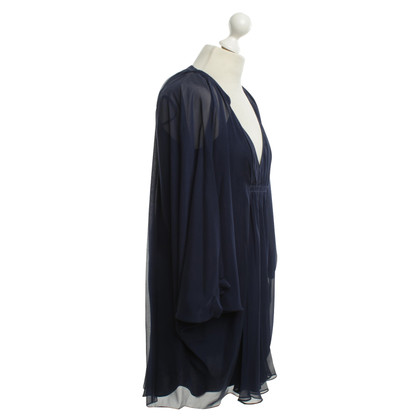 Diane von Furstenberg Dress in dark blue