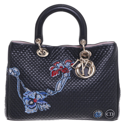 "Christian Dior ""Medium Diorissimo Bag"""