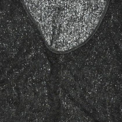 Helmut Lang Chandail de proportion d'alpaga