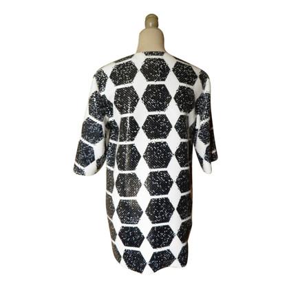 Alexander McQueen robe paillettes
