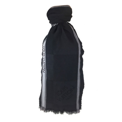 "Louis Vuitton Scarf ""Messager Damier Géant"""