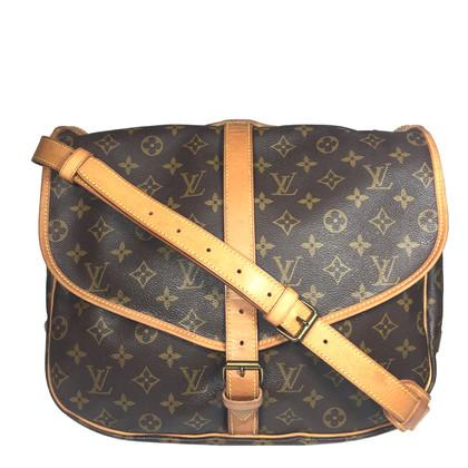 """Louis Vuitton """"Saumur 35 Monogram Canvas"""""""