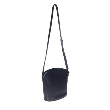 "Louis Vuitton Schoudertas ""Drouot EPI leather"" in zwart"