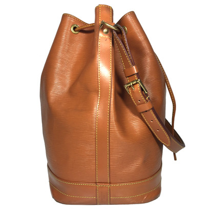 "Louis Vuitton ""Grand Noé EPI leather"" in marrone"