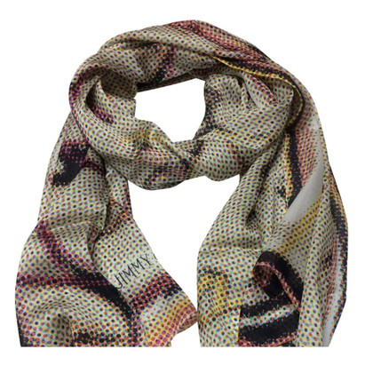 Jimmy Choo Silk scarf