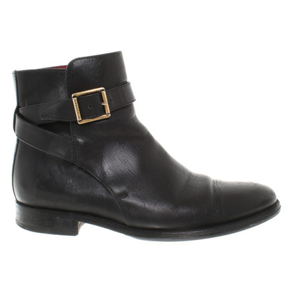 Burberry Ankle boots with ankle straps