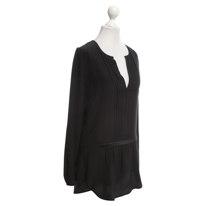 Zadig & Voltaire Silk blouse in black