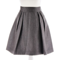 Sport Max Skirt in silver