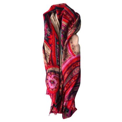 Etro Cashmere/silk cloth