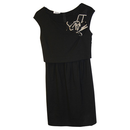 Moschino Cheap and Chic black dress