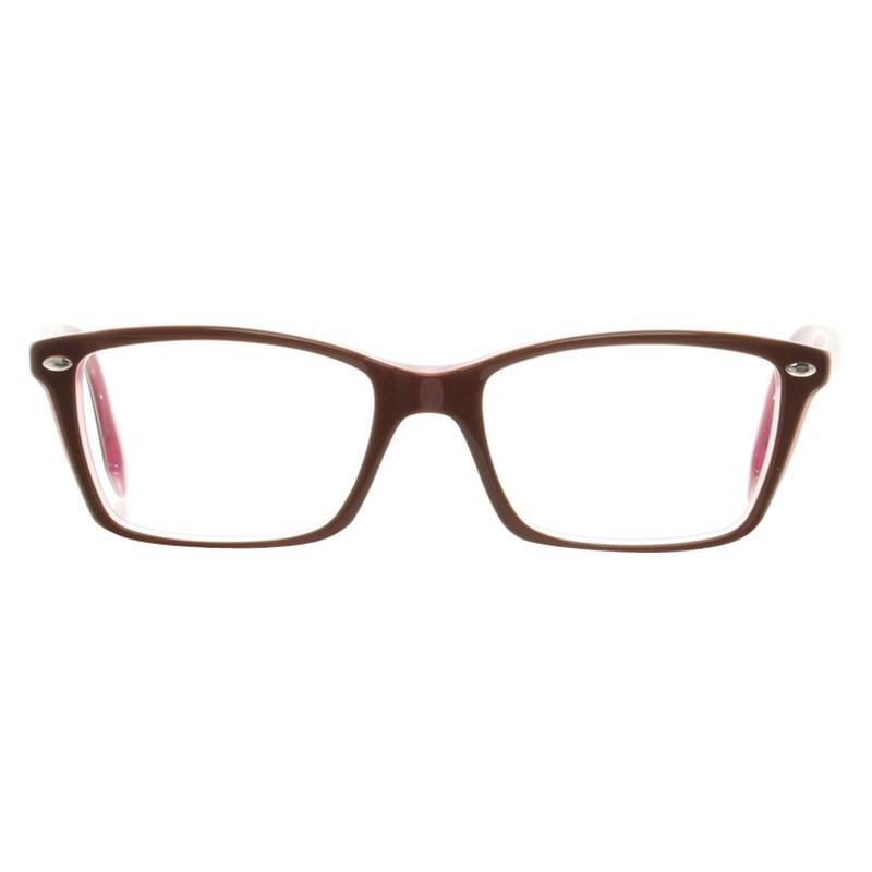 ray ban brille violett