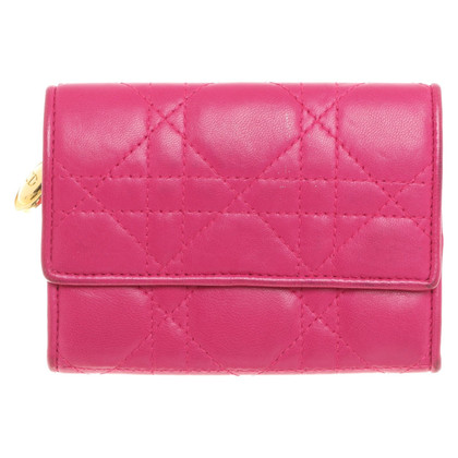 Christian Dior Wallet in pink