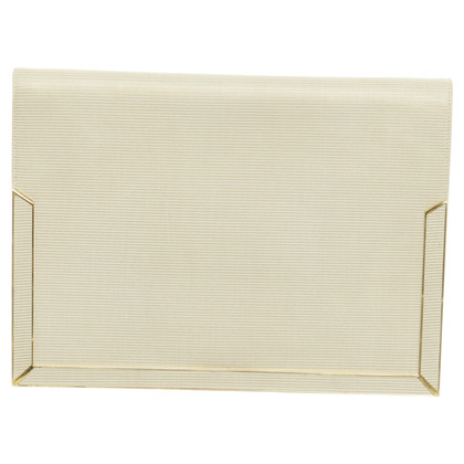 Escada clutch in goud