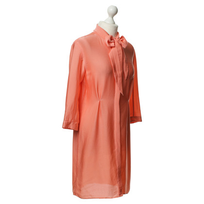 Rochas Blouses dress in salmon