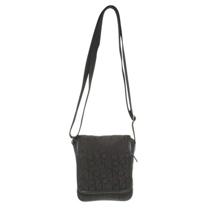 Calvin Klein Shoulder bag in dark brown