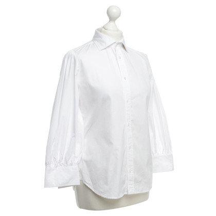 Ralph Lauren Black Label Blouse in white