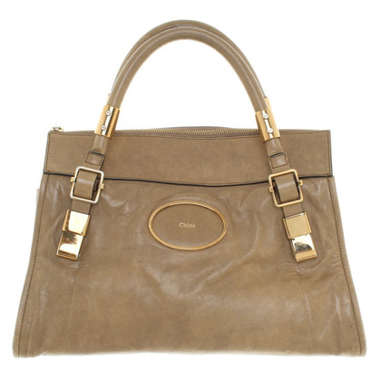 Chloé Ocher colored handbag